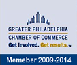 The Vincent James wedding Band is a proud member of the Greater Philadelphia Chamber of Commerce.